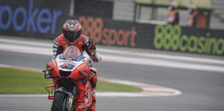 Miller Fastest, Six Factories In The Top Six On A Tricky Friday In Valencia
