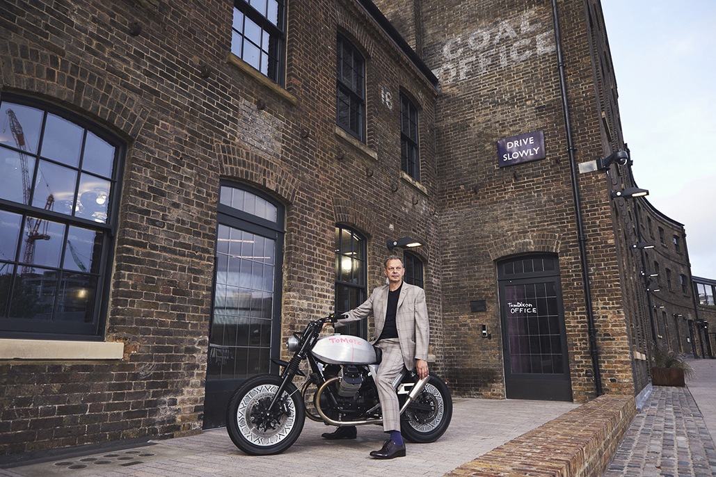 Moto Guzzi Protagonist At The London Design Festival 2019