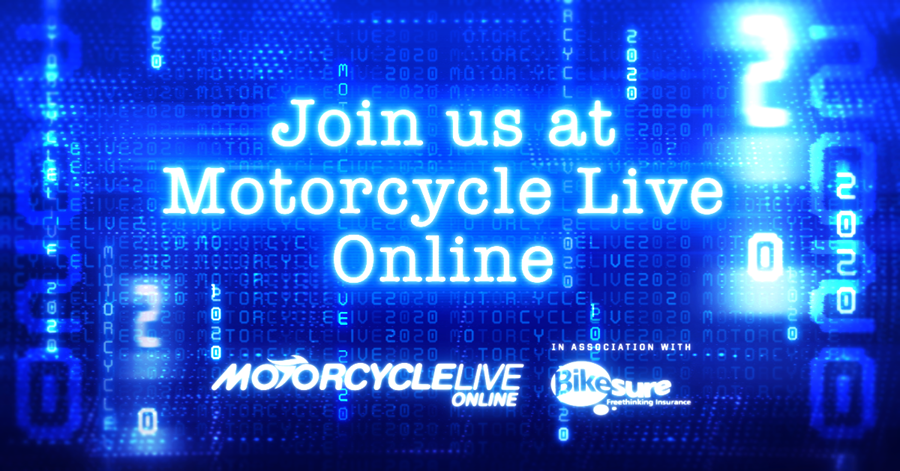Motorcycle Live Online Just Over One Week Away!