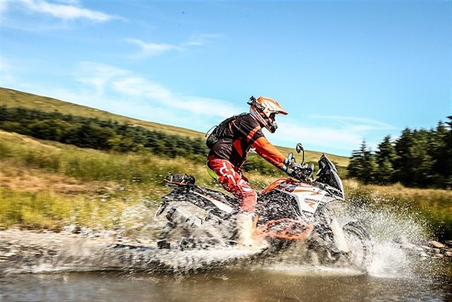 New Ktm Adventure Experience Starts In 2019