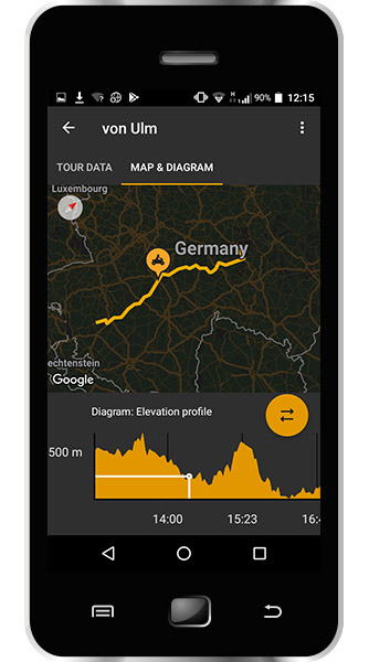 New For 2018 – Dguard Version 3 With Road-book