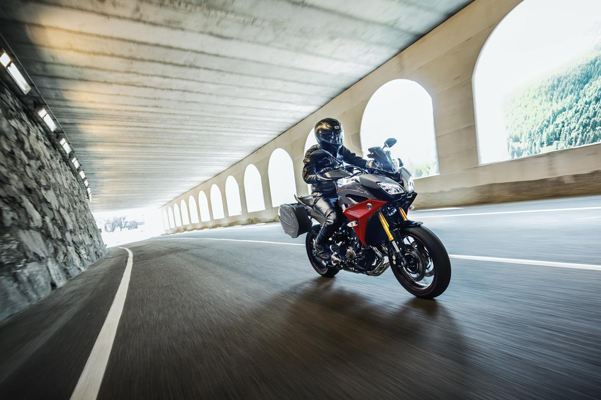 New 2019 Tracer 700gt. Built For Your Journey