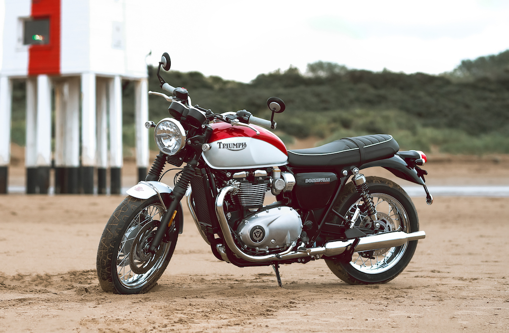 New 2020 Bud Ekins Bonneville T120 And T100 Special Editions 02