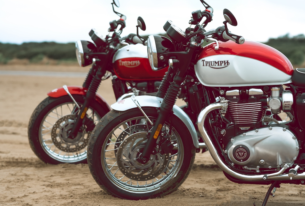 New 2020 Bud Ekins Bonneville T120 And T100 Special Editions 03