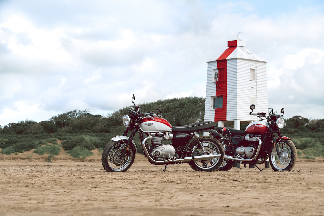 New 2020 Bud Ekins Bonneville T120 And T100 Special Editions 05