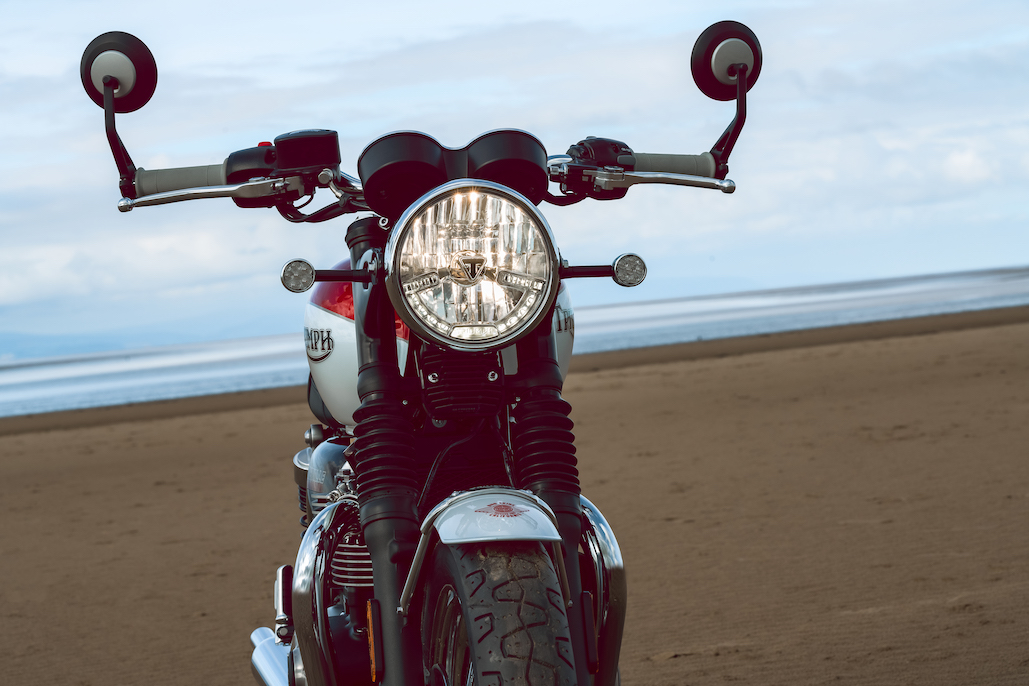 New 2020 Bud Ekins Bonneville T120 And T100 Special Editions 13