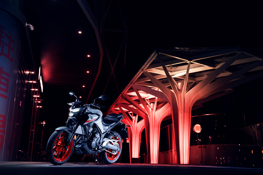 New Mt-03: Feel The Thrill As A True Master Of Torque
