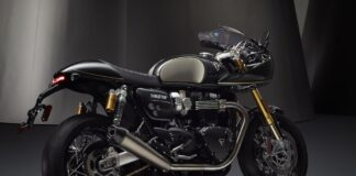 New Triumph Speed Twin And Thruxton Tfc To Make Uk Debut At London Motorcycle Show