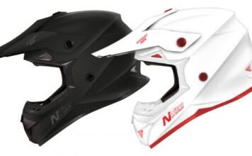 Nitro Announce All-new Mx620 Off-road Helmet Collection