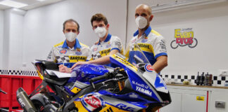 Odendaal Joins Evan Bros Yamaha For 2021 Worldssp Campaign