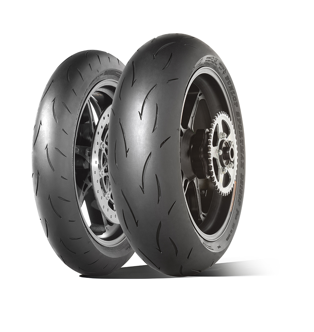 One Year, Four New Tyres. Dunlop Leads In Hypersport Tyre Development