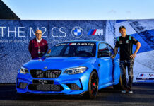 Premiere At Portimão: Fabio Quartararo Wins The Bmw M Award For The First Time