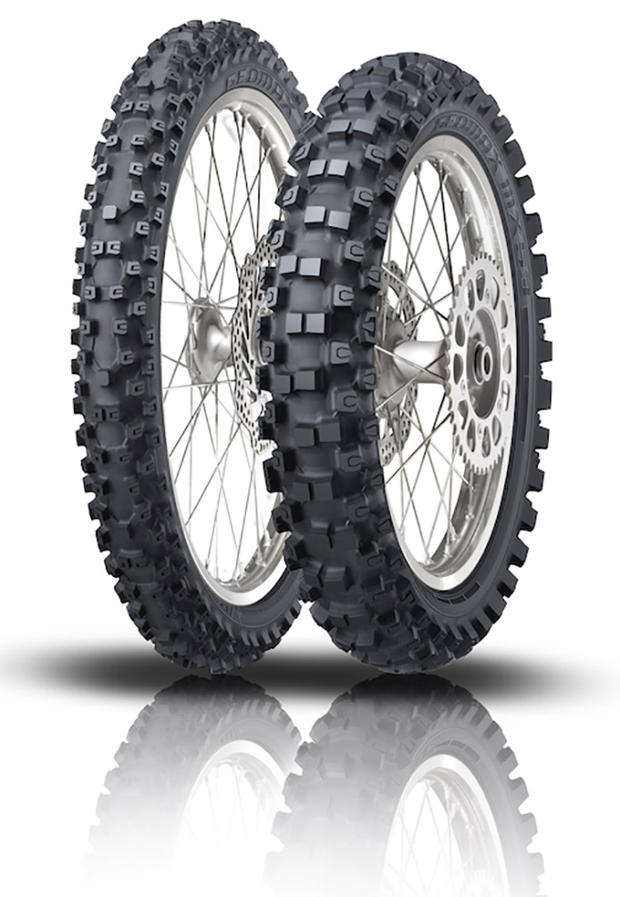 Ready To Win On A Wider Range Of Terrain: Dunlop Launch All-new Geomax Mx53