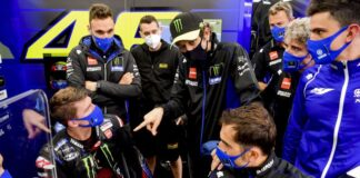 Rossi To Take Part In The European Gp