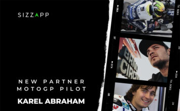 Sizzapp Launches Partnership With The Motorcycle Racer Karel Abraham