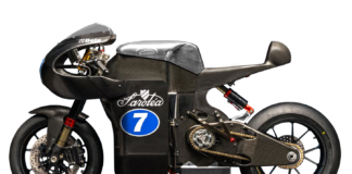 Sarolea Manx7 Limited 2018 – From The Track To The Road