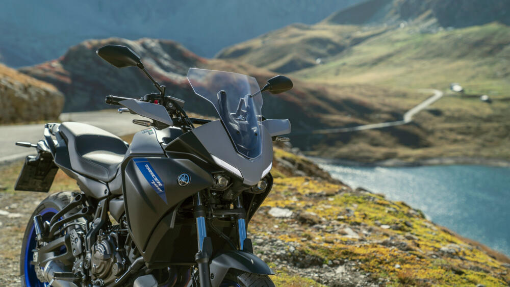 Sport Touring: Travelling Through The Roads Of Life