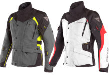 Stay Warm, Dry And Protected Year Round With New Dainese D-dry Jackets