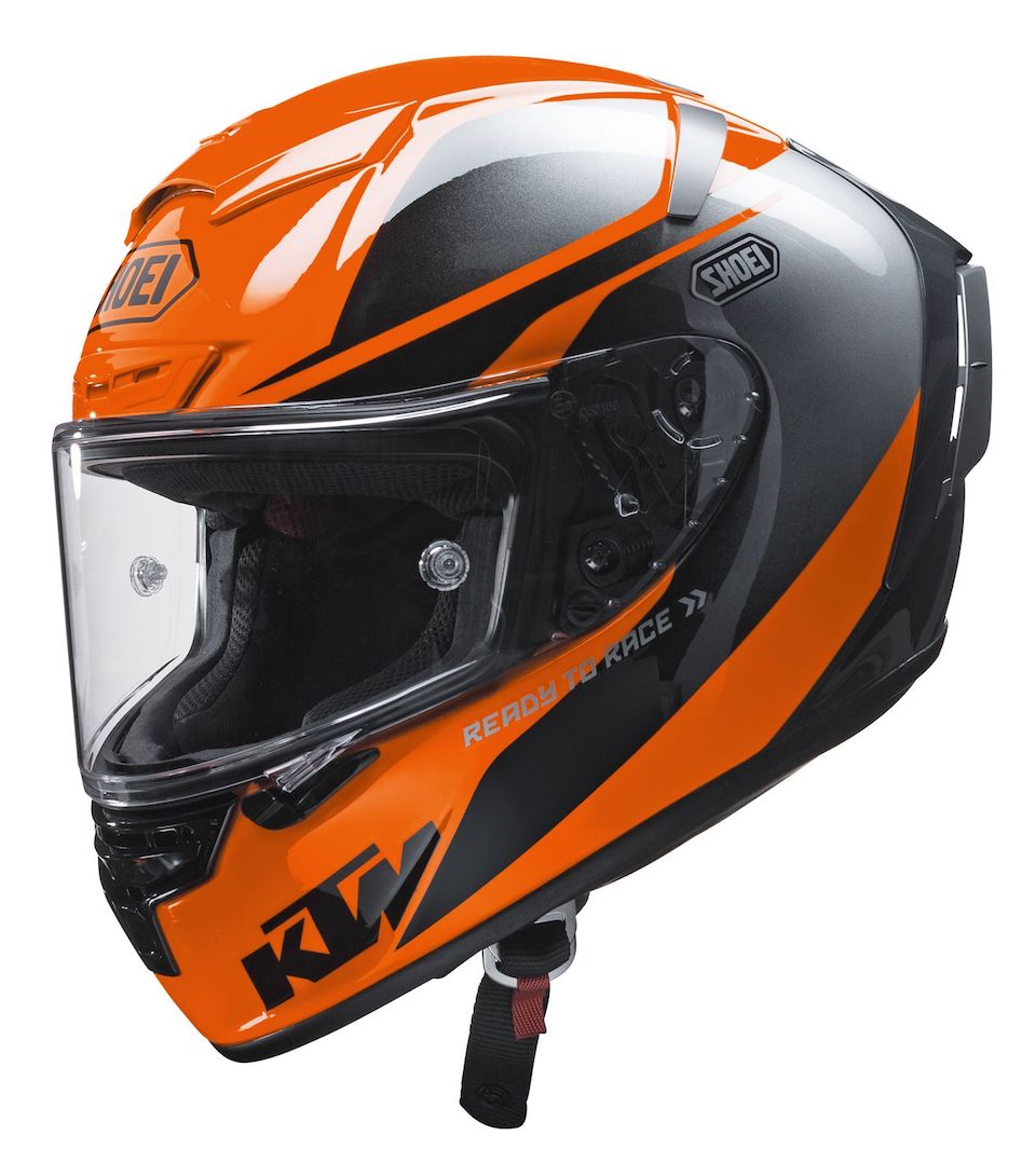 Streets Ahead With New Ktm Powerwear Helmets