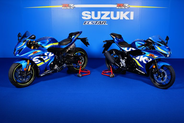 Suzuki Announces Exclusive 'for One Week Only' Motorcycle Live Offers