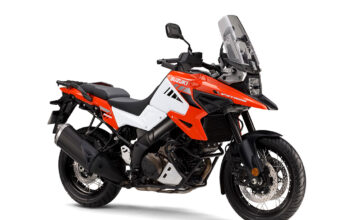 Suzuki's New V-strom 1050 Available From £9,999