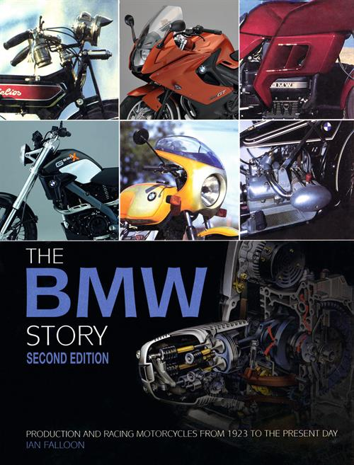The Bmw Motorcycle Story – Second Edition