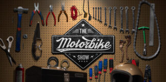 The Motorbike Show Rides Again