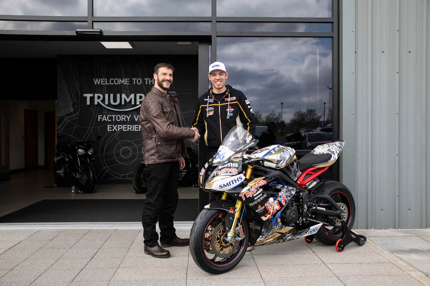 Triumph Supports 2019 Supersport Road Racing Season