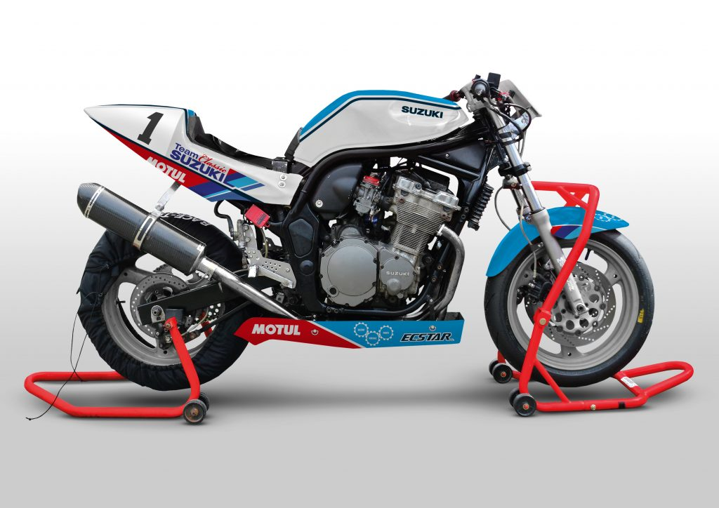 Team Classic Suzuki To Offer Ride To Bandit Challenge Champion