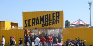 The Ducati Scrambler Land Of Joy Comes To Wdw2018