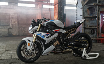 The New Bmw S 1000 R