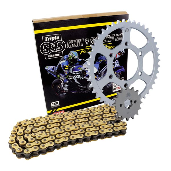 Triple S Chain And Sprocket Kits