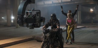 Triumph Motorcycles Rides Into Theaters With Birds Of Prey 01