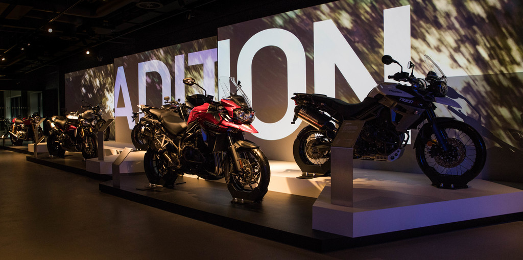Triumph Motorcycles Opens New Factory Visitor Experience 03