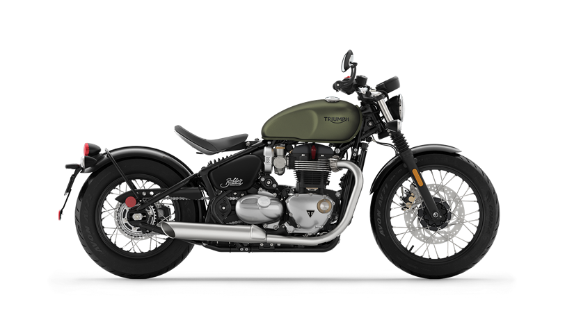 Triumph Unveils New 2018 Colour Options