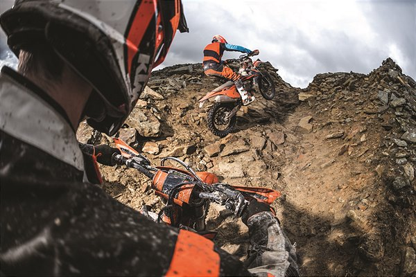 """""""vat Free"""" Prices On 2019 Ktm Offroad Machinery"""