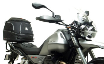 Ventura Luggage For Moto Guzzi V85 Tt