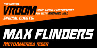 Vroom – Your Motorsport Fix, Episode 20 – Max Flinders, Tom Ward