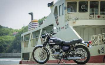 W800 Rides The Crest Of The Retro Wave