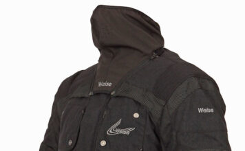 Weise Onyx Evo – The 4-in-1 Jacket