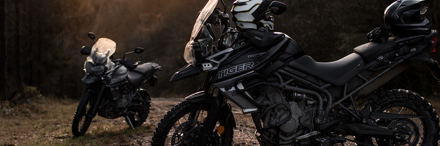 Win A Pair Of Tickets To The Triumph Adventure Experience At Their Nationwide Demo Weekend