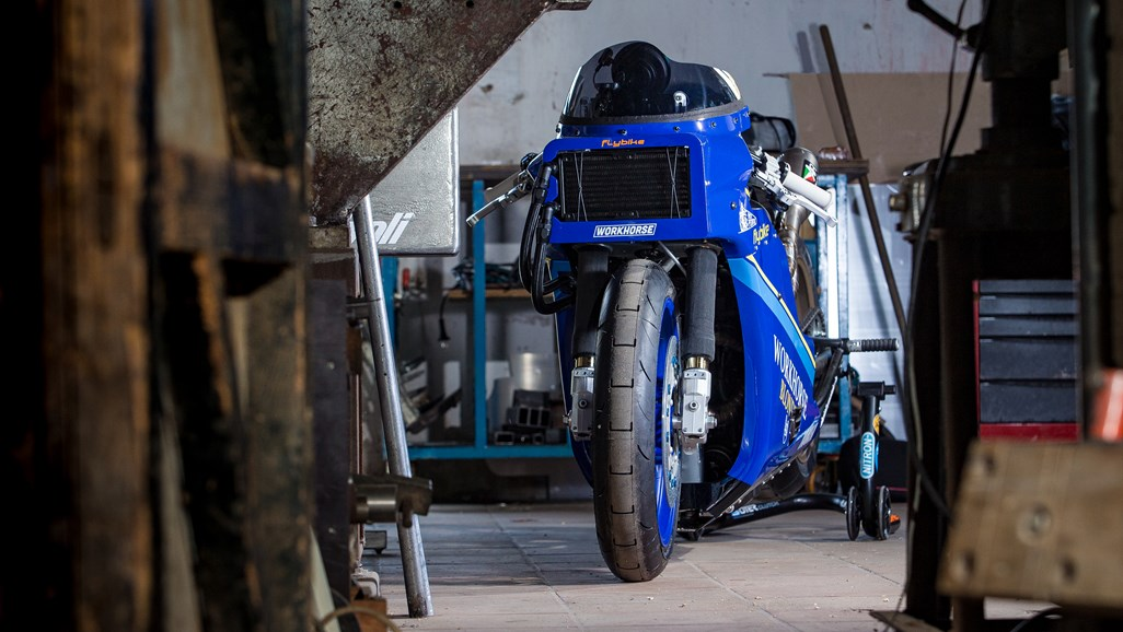 Yamaha And Workhorse Speed Shop Set Their Sights On Sultans Of Sprint