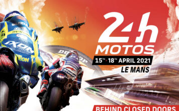52 Teams At The Start Of The 24 Heures Motos 2021