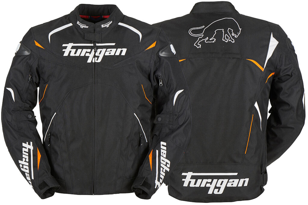 Brand-new Additions To The Textile Jacket Collection From Furygan