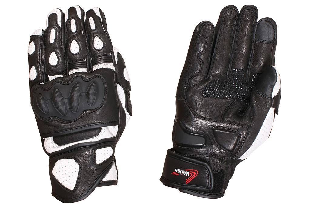 Gloves That Can Be Worn Under A Jacket Sleeve Are Increasingly Popular And Weise Apex Gloves Offer Riders Race Specification In A Short-cuff Style.