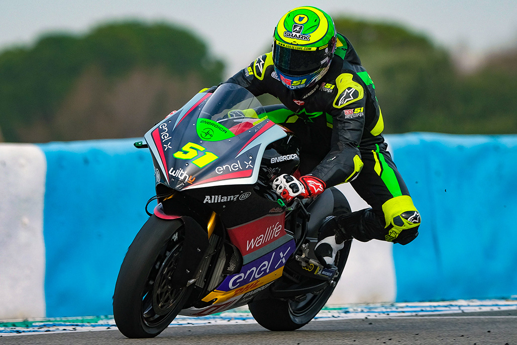 Granado And Aegerter End Jerez Test Split By Just 0.030