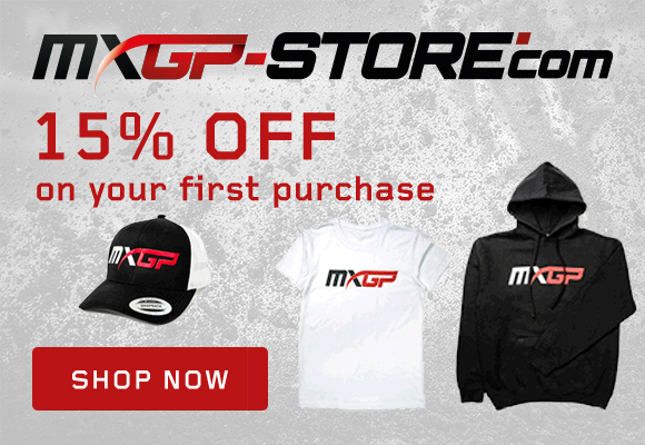 Mxgp Launches The Mxgp Store!
