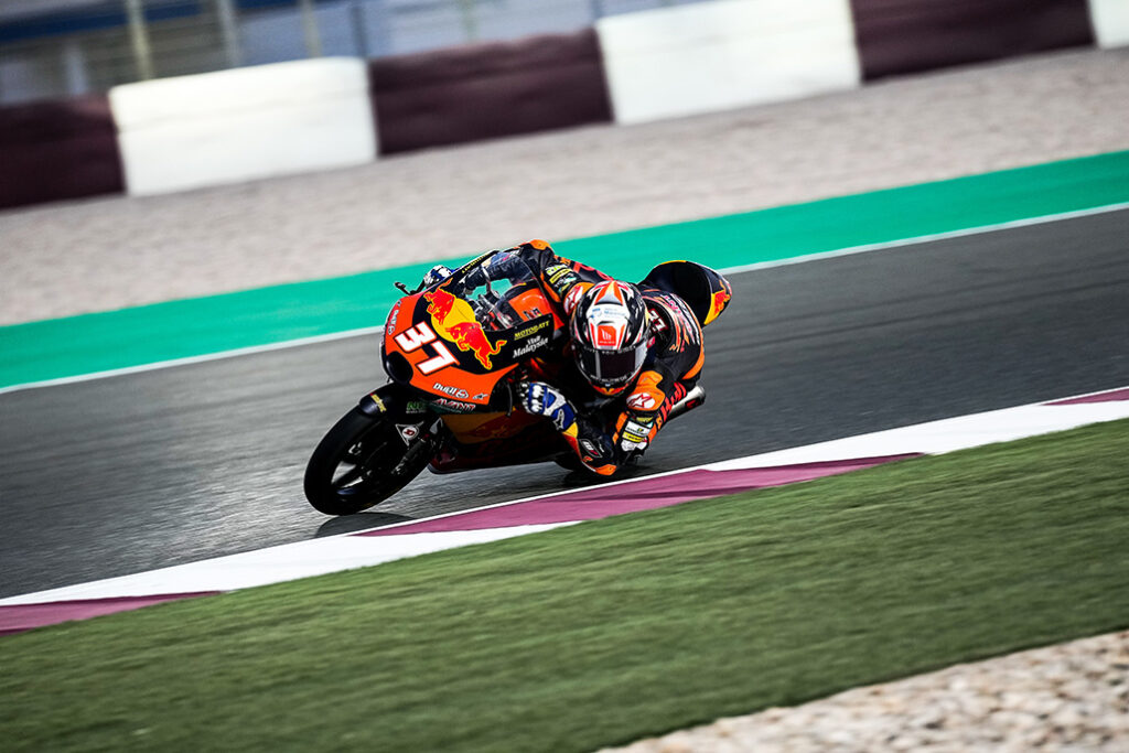 Moto3™: Masia Decimates The Lap Record To Lead Red Bull Ktm Ajo 1-2 On Day 3