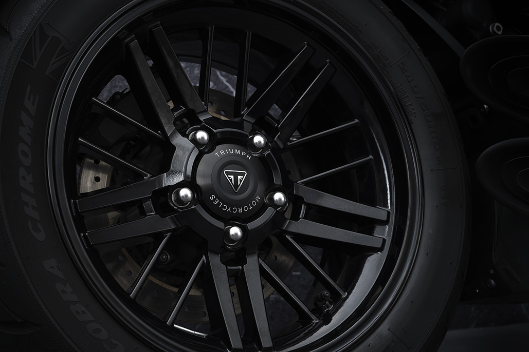 New Rocket 3 R Black And Rocket 3 Gt Triple Black Limited Editions