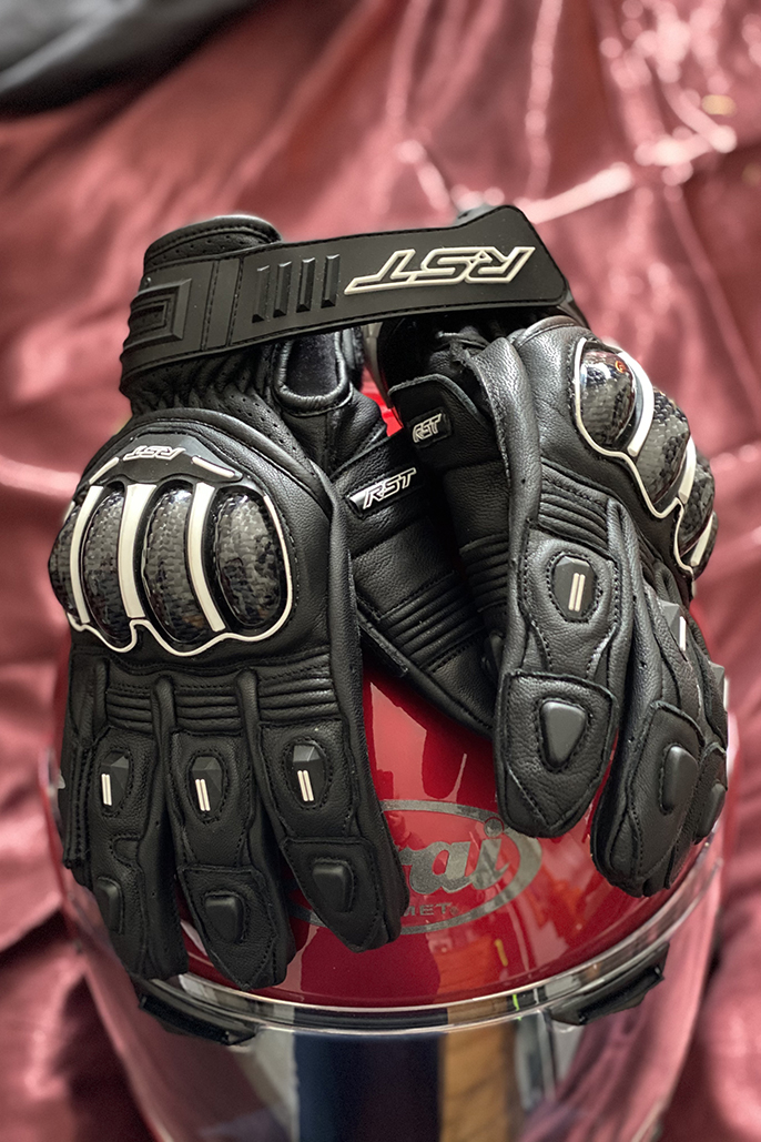 Rst Tracktech Evo 4 Short Glove Review